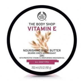 Масло за тяло Витамин Е