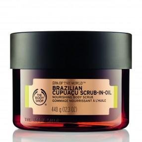 Ексфолиращо олио за тяло Brazilian Cupuaçu Spa Of The World™