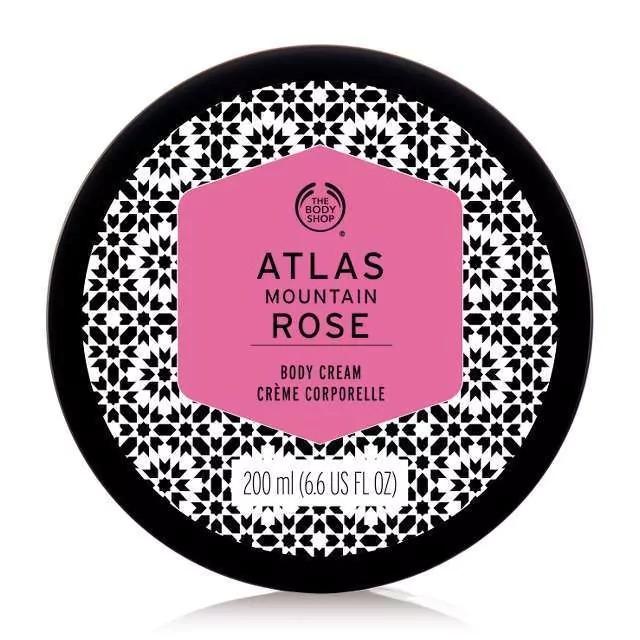 Крем за тяло Atlas Mountain Rose