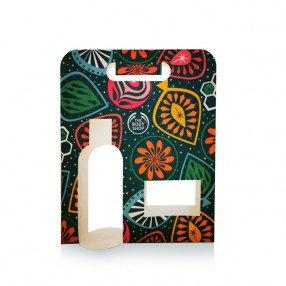 Опаковка за подарък DUO Yoghurt Shower gel XM19