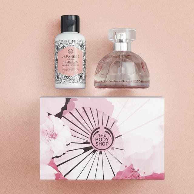 Комплект Japanese Cherry Blossom Eau de Toilette AR19