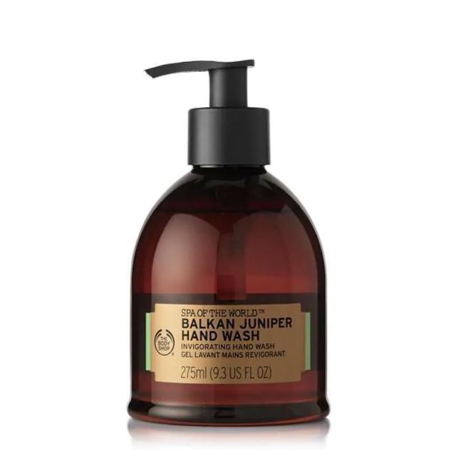 Сапун за ръце Хвойна от Балканите Spa of the World