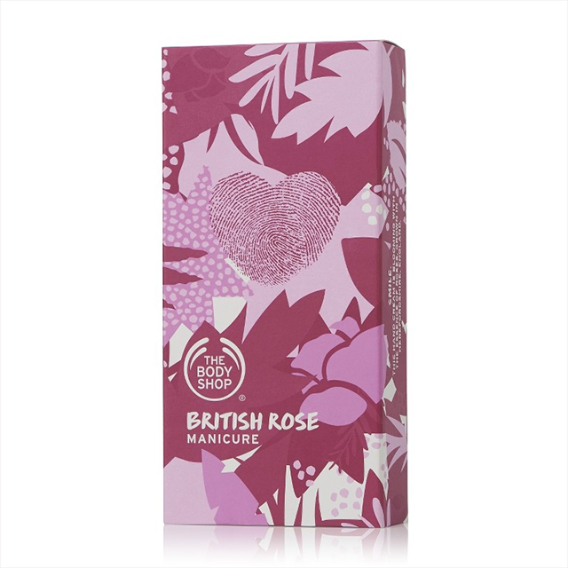 Комплект British Rose Грижа за ръцете  Mini AR19