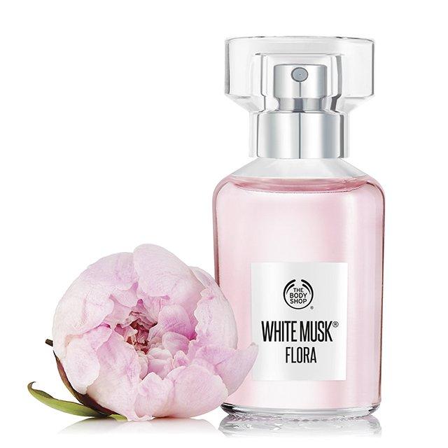 Тоалетна вода White Musk Flora