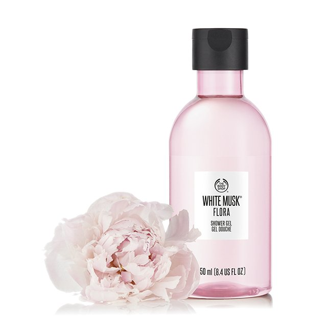 Душ гел White Musk Flora