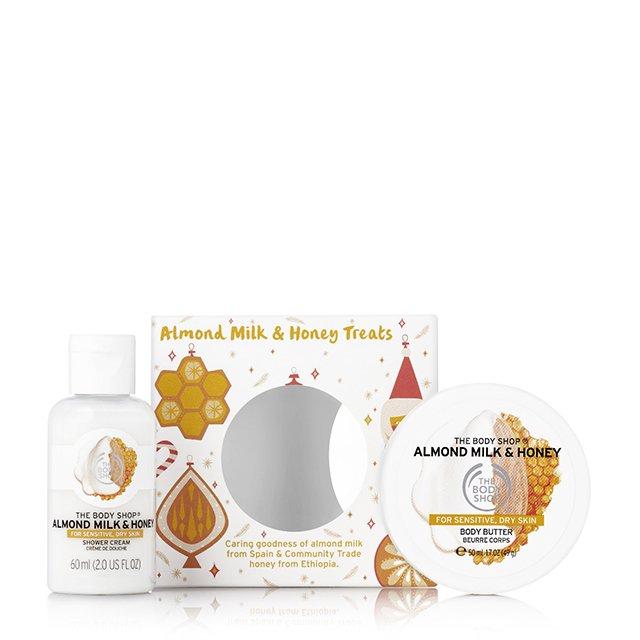 Комплект Бадемово мляко и мед Prism XM19