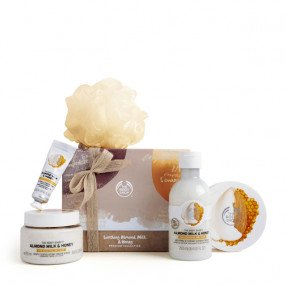 Комплект Бадемово мляко и мед Мedium AR20