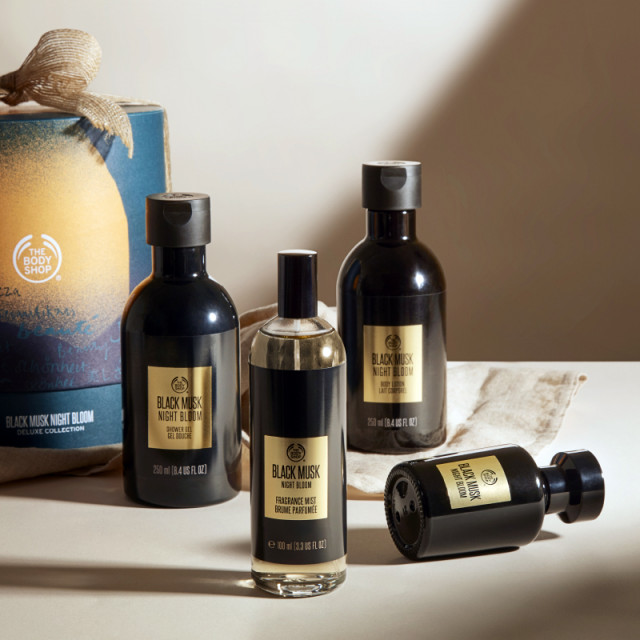 Комплект Black Musk Night Bloom Deluxe AR20