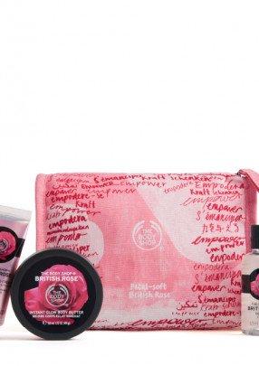 Комплект British Rose в чантичка AR20