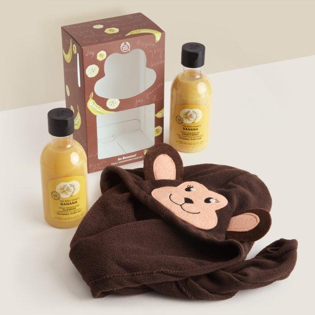 Комплект Грижа за косата Банан AR20