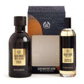 Комплект Black Musk Night Bloom Duo Mist AR20