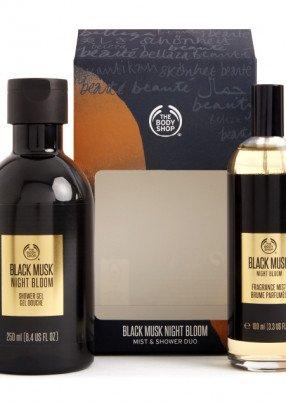Комплект Black Musk Night Bloom Duo Mist AR20