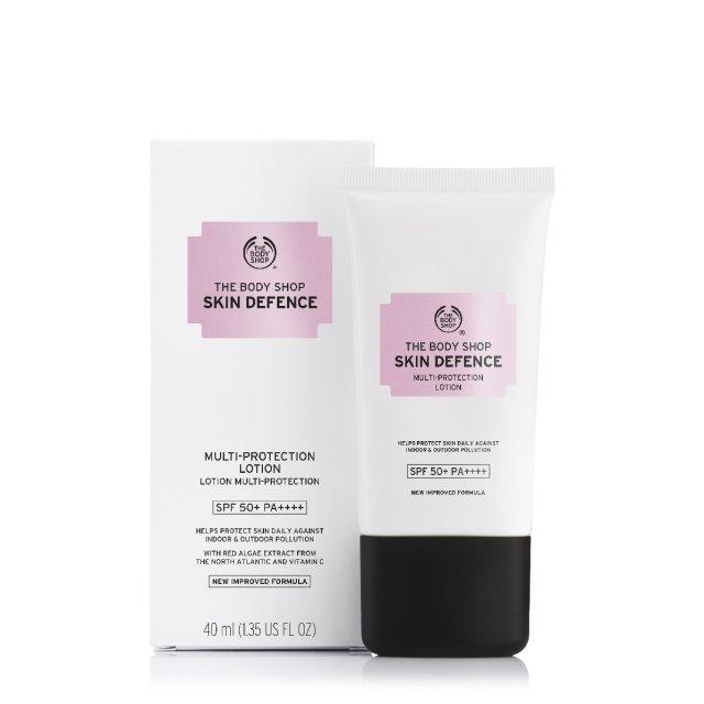 Защитен крем за лице Skin Defence SPF50