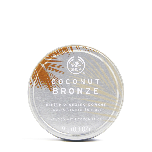 Матираща бронзираща пудра Coconut Bronze