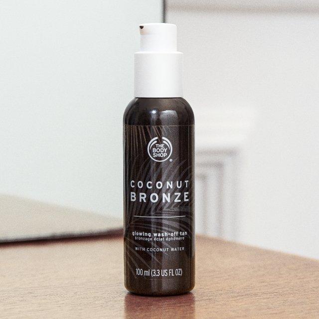 Лосион за тен с отмиване Coconut Bronze