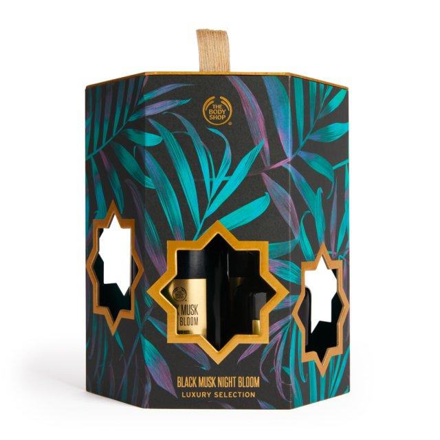 Комплект Black Musk Night Bloom Premium RM20