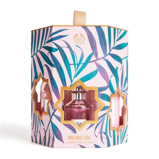Комплект White Musk Flora Premium RM20
