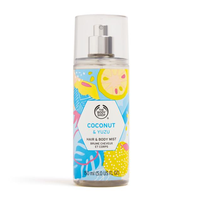 Спрей за коса и тяло Coconut & Yuzu