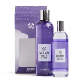 Комплект White Musk Duo Mist AR20