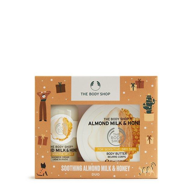 Комплект Бадемово мляко и мед Treats XM20