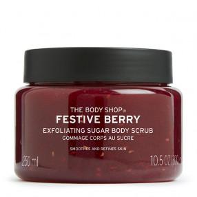 Ексфолиант за тяло Festive Berry