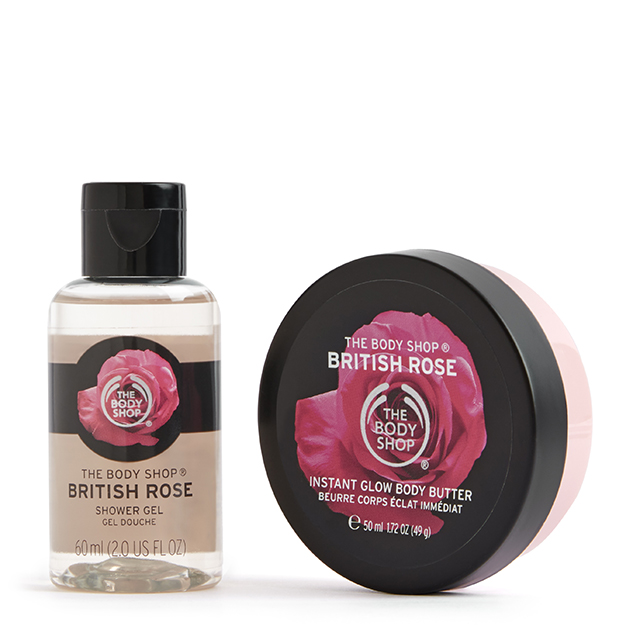 Комплект British Rose Treats XM20