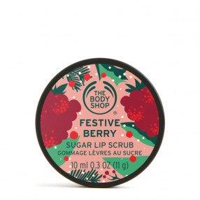 Ексфолиант за устни Festive Berry