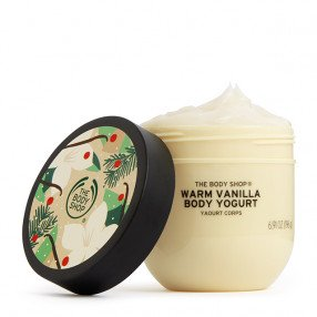 Йогурт за тяло Vanilla