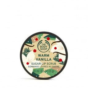 Ексфолиант за устни Warm Vanilla