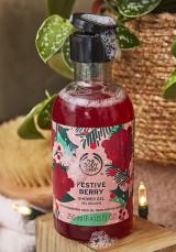 Душ гел Festive Berry