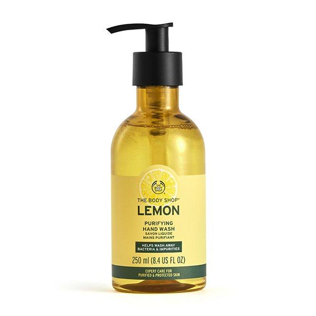 Сапун за ръце Лимон