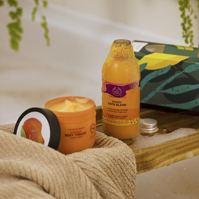 Комплект DUO Blend & Yogurt Mango AR21