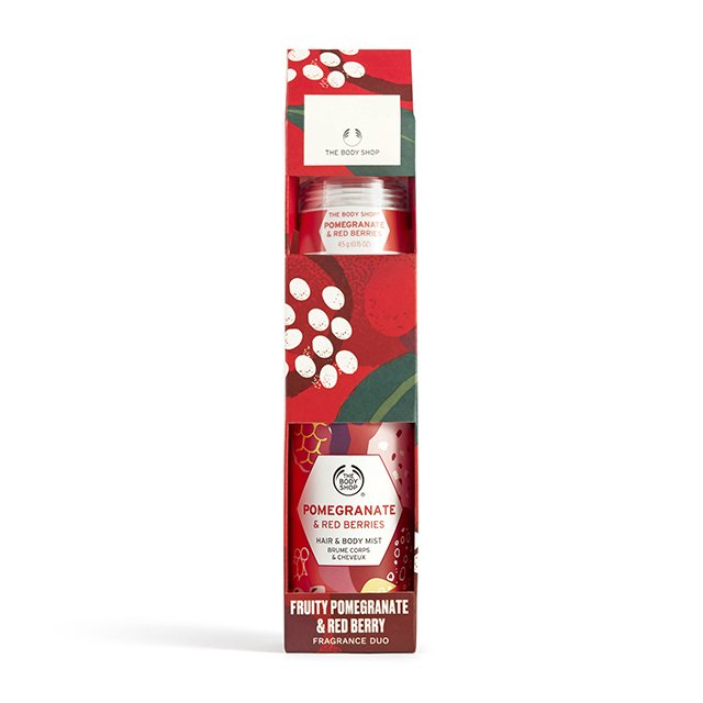 Комплект DUO Pomegranate Red Berries SF AR21