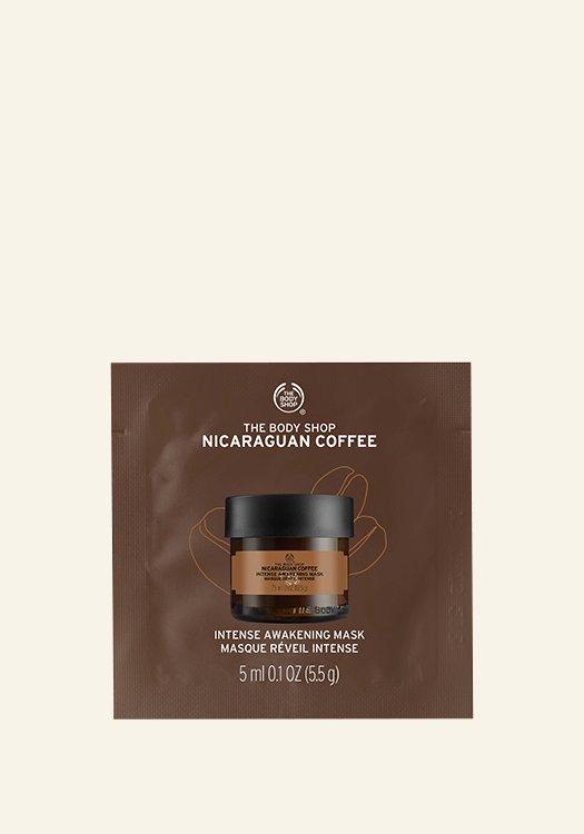 Маска за лице Кафе