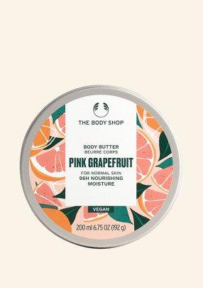 Енергизиращо масло за тяло Розов грейпфрут