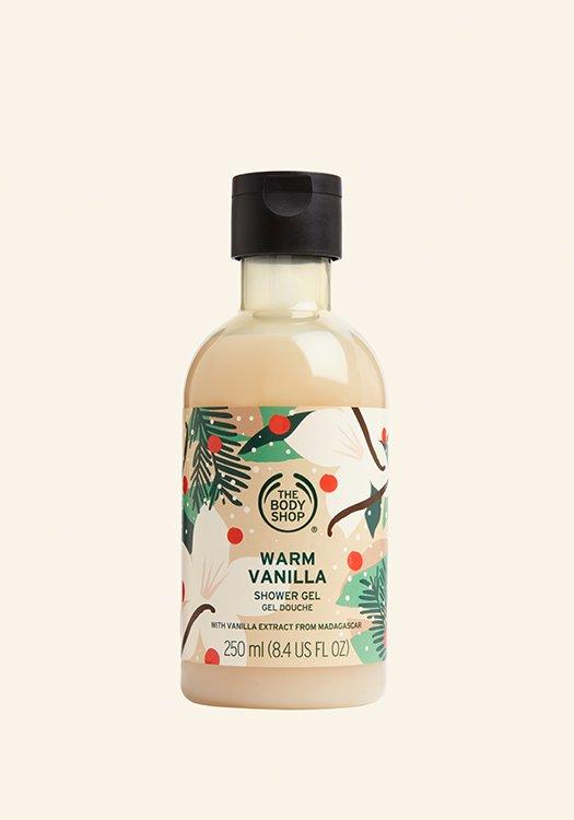 Душ гел Warm Vanilla