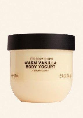 Йогурт за тяло Warm Vanilla