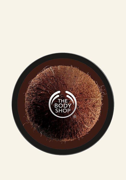 Подхранващо масло за тяло Кокос