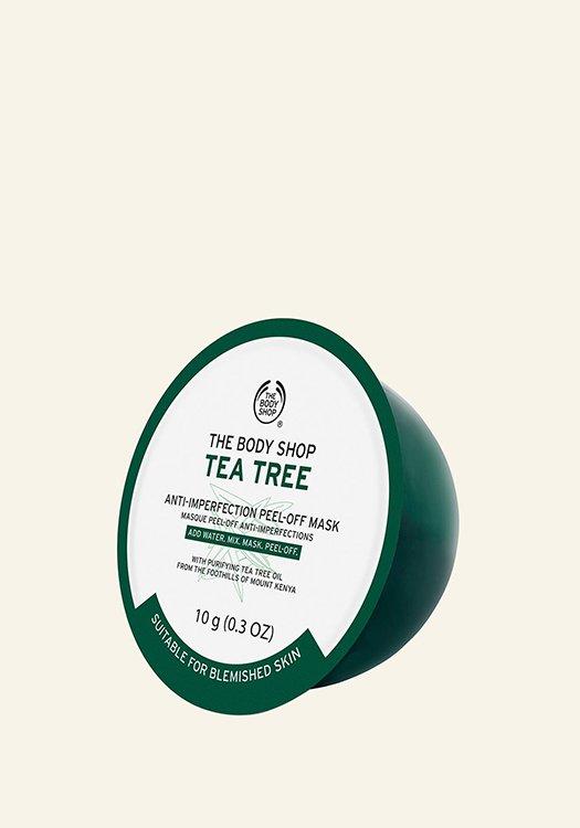 Пилинг маска Чаено дърво