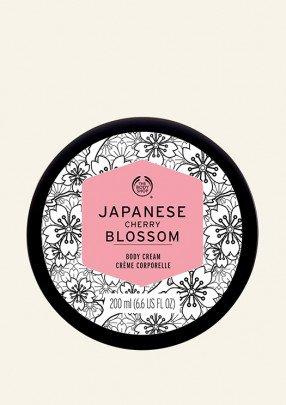 Крем за тяло Japanese Cherry Blossom