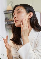 Нощен серум-олио за лице Витамин Е
