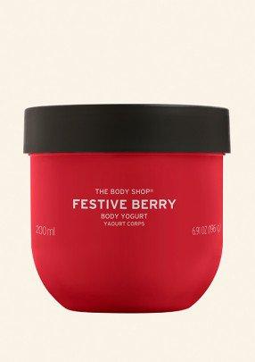 Йогурт за тяло Festive Berry