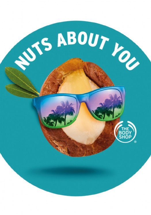 Етикет Body Butter Nuts About You AYR