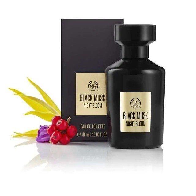 Тоалетна вода Black Musk Night Bloom