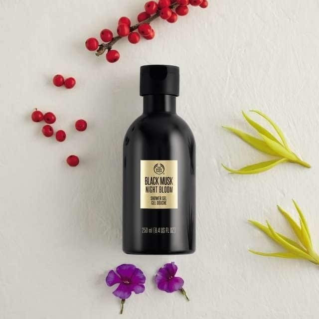 Душ гел Black Musk Night Bloom