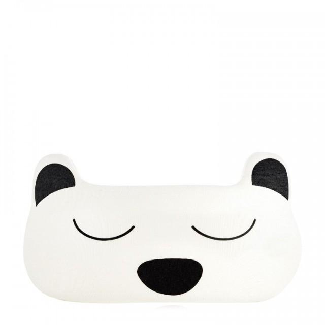 Маска за сън Polar Bear Grey