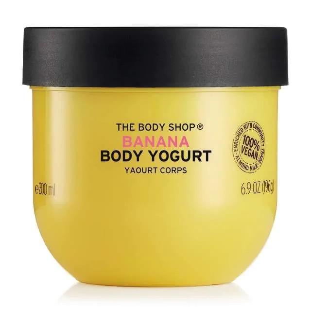 Йогурт за тяло Банан