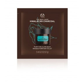 Почистваща маска за лице Хималайски въглен