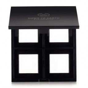 Кутия за сенки за очи с 4 отделения