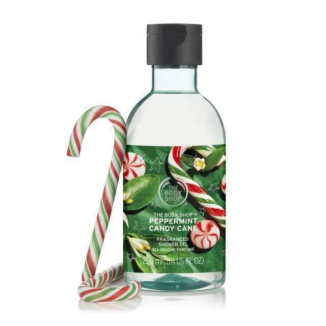 Душ гел Peppermint Candy Cane